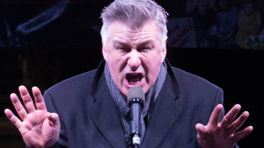 Partner Content - LIVID FROM NY: Alec Baldwin Pleads Guilty to Harassment After Parking Spot Brawl