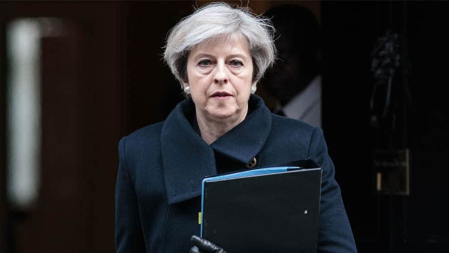 Partner Content - BREXIT BREAKDOWN: Cabinet Members Quit, May's Future in Peril, Pound PLUMMETS