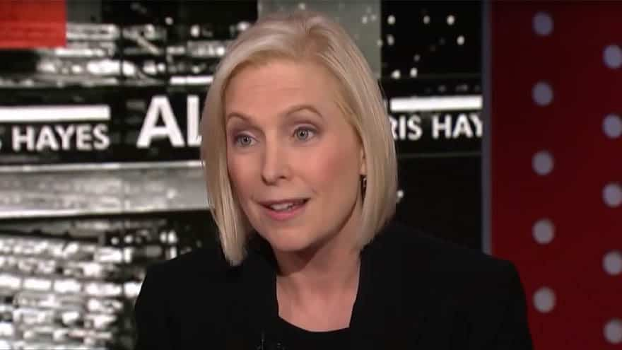 Partner Content - 2020 VISION? Sen. Gillibrand Says She May be 'CALLED' to Run Against Trump in 2020