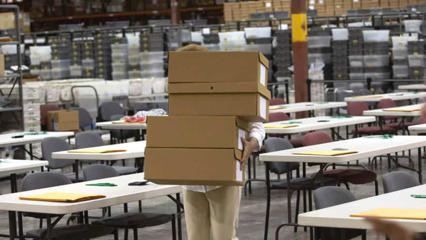 Partner Content - HISTORIC HEADACHE: Florida Officials Order First-Ever Statewide 'HAND RECOUNT'