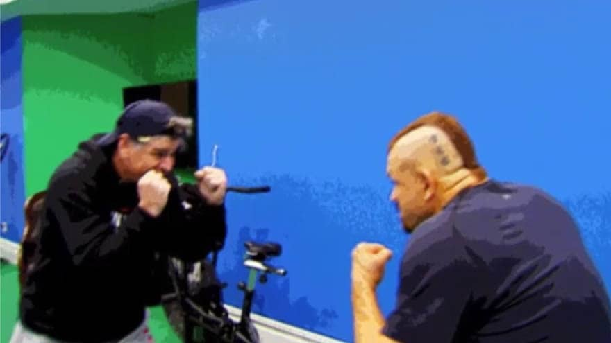 Partner Content - MUST SEE: Watch Sean Hannity SQUARE OFF with LEGENDARY Ultimate Fighter Chuck Liddell