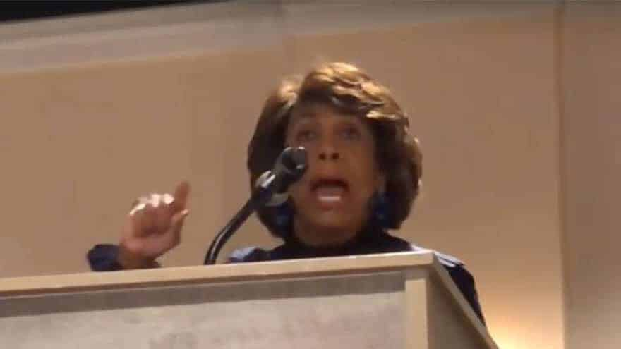 Partner Content - TROUBLED WATERS: Mad Maxine Accuses Betsy DeVos of the 'Destruction of CIVIL RIGHTS'