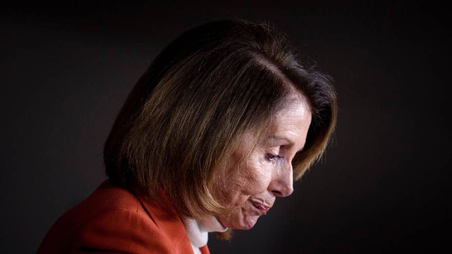 Partner Content - NICE TRY NANCY: Secret Service REJECTS Pelosi's Claims About 'State of the Union' Safety