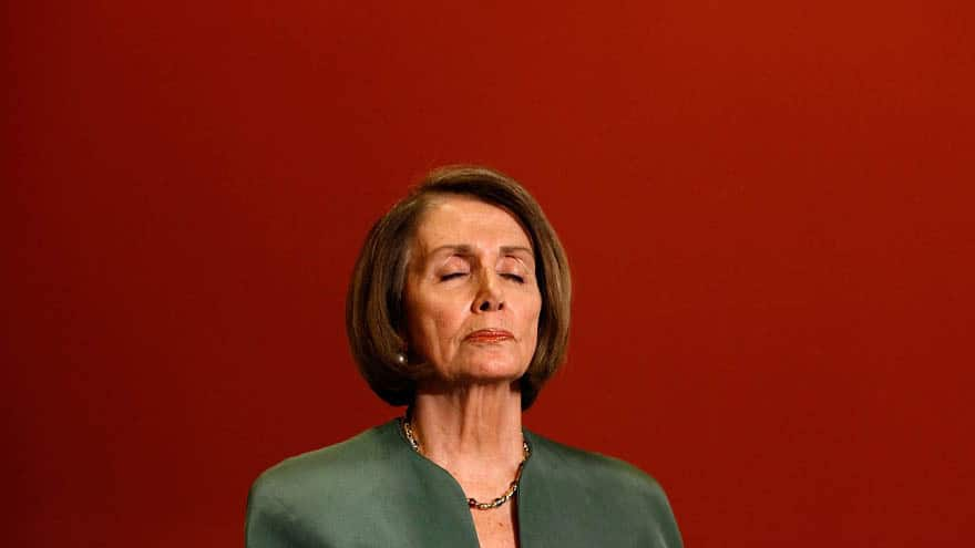 Partner Content - NANCY'S NIGHTMARE: Gallup Poll Shows ONLY 39% of Democrats Want Pelosi as Speaker