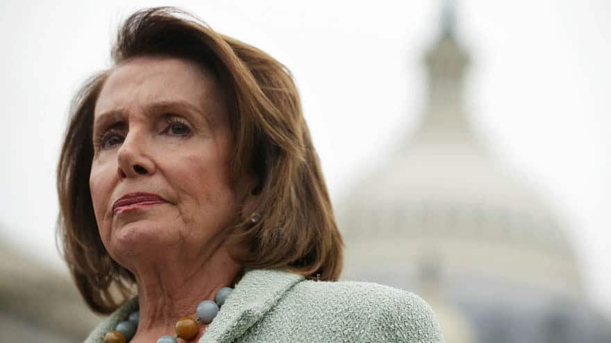 Partner Content - NEVER NANCY? Liberal Democrats Move to BLOCK Pelosi as Speaker of the House