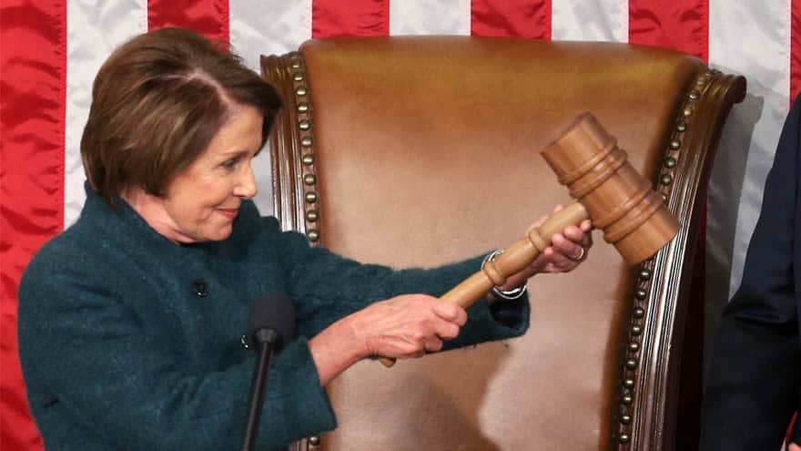 Partner Content - PELOSI FIGHTS BACK: Liberal Groups Threaten 'BACKLASH' Against 'Never Nancy' Democrats