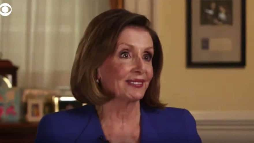 Partner Content - NANCY PELOSI: 'Protecting' Obamacare is Democrats' NUMBER ONE Priority