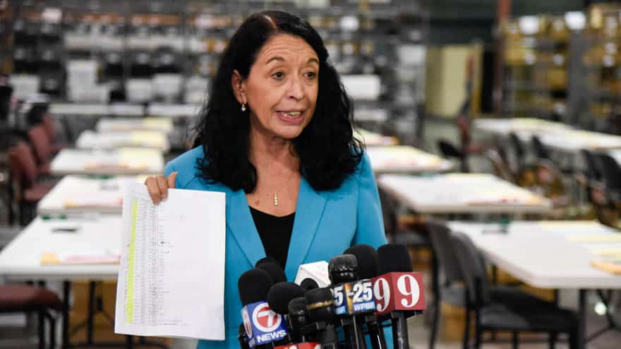 Partner Content - RECOUNT REVOKED: Palm Beach Misses Deadline, County's Original Vote Will Stand