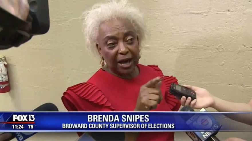 Partner Content - RECOUNT REJECTS: Broward County Misses Recount Deadline… By TWO MINUTES