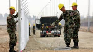 DEVELOPING: Pentagon 'Reviewing Options' for Wall Construction Should Trump Declare 'Emergency'