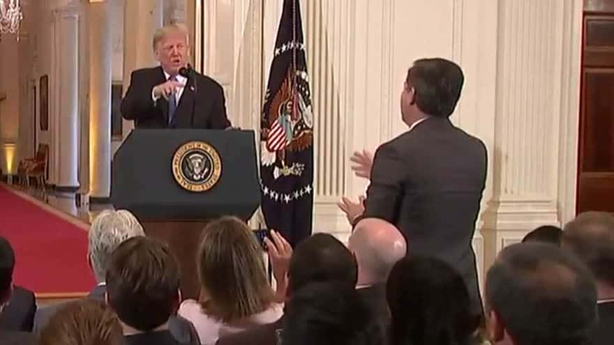 Partner Content - BANNED AGAIN? White House Seeks to Revoke Jim Acosta's Press Pass in TWO WEEKS