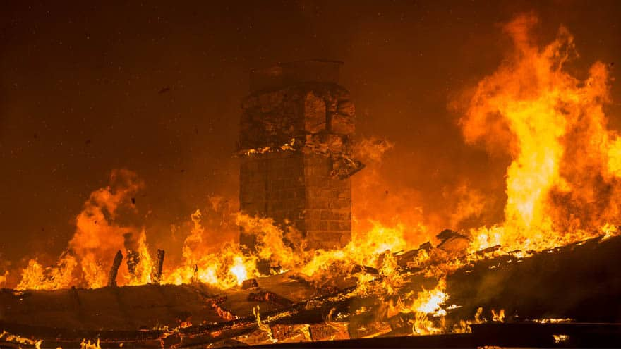 Partner Content - CALIFORNIA CATASTROPHE: At least 29 DEAD, Hundreds Missing as Wildfires Rage