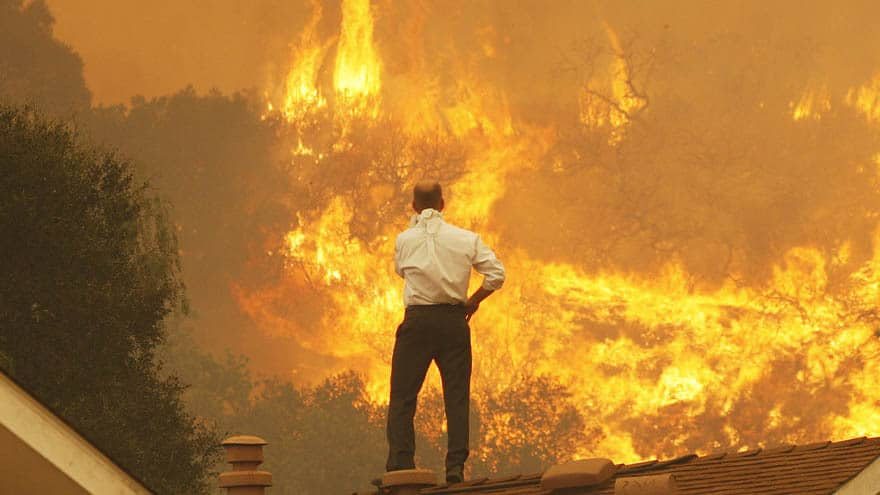 Partner Content - CALIFORNIA CATASTROPHE: Death Toll Hits 42, Hundreds Missing as Wildfires Rage