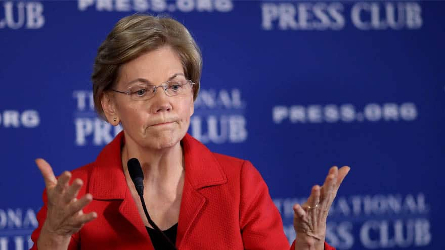 Partner Content - WARREN'S BAD DAY: Boston Globe Says Warren 'Missed Her Moment,' Questions 2020 Run