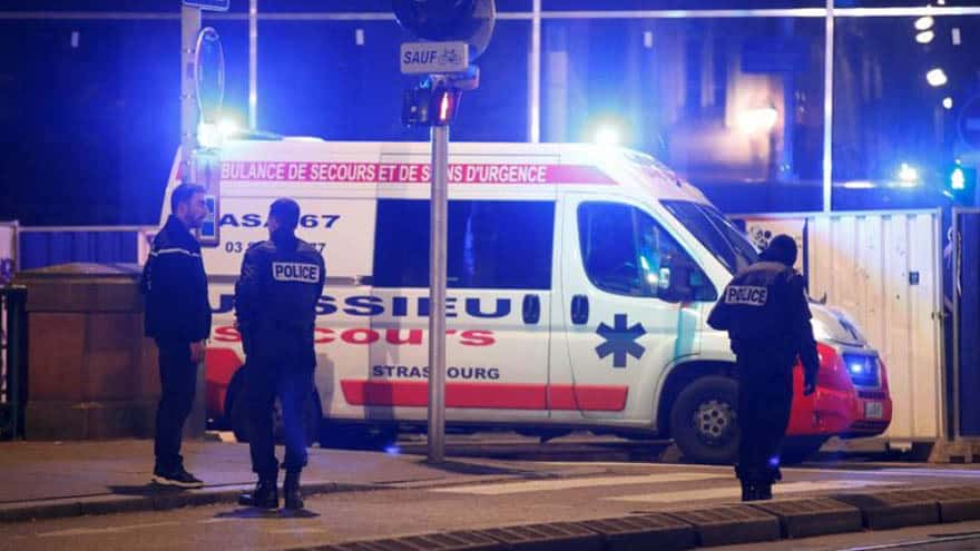 Partner Content - BREAKING NOW: At Least One Killed, More Injured at France Christmas Market Shooting