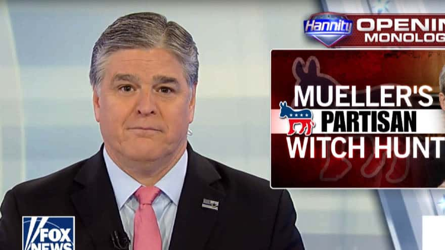 Partner Content - HANNITY: Robert Mueller Has Been 'FUELING' the Destroy-Trump Media for Nearly Two Years