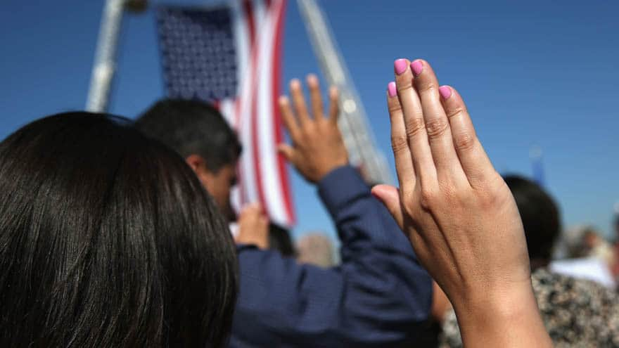 Partner Content - WORLDWIDE POLL: US Top Pick for Immigrants, 158 MILLION Wish to Come to America