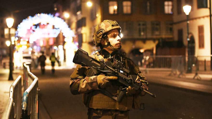 Partner Content - MANHUNT: Suspect in Strasbourg Shooting Identified, Was on 'Terror Watch List'