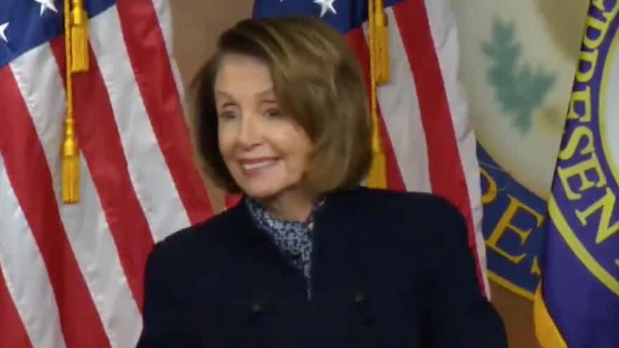 Partner Content - ARMAGEDDON AGAIN? Pelosi Warns Government Could be 'CLOSED FOREVER' Over Budget Fight