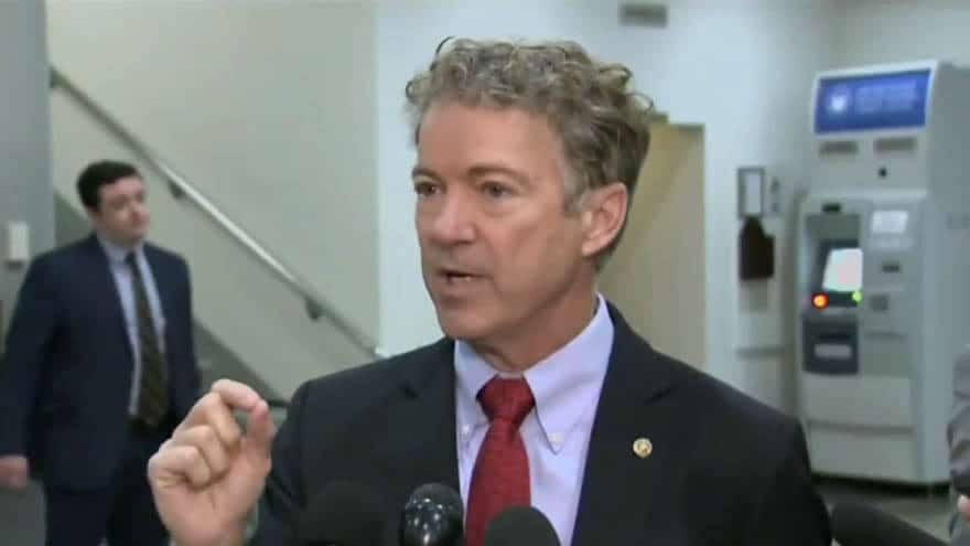 RAND'S STAND: Sen. Paul Warns of 'Growing Deep State' After Being Blocked from CIA Briefing | Sean Hannity