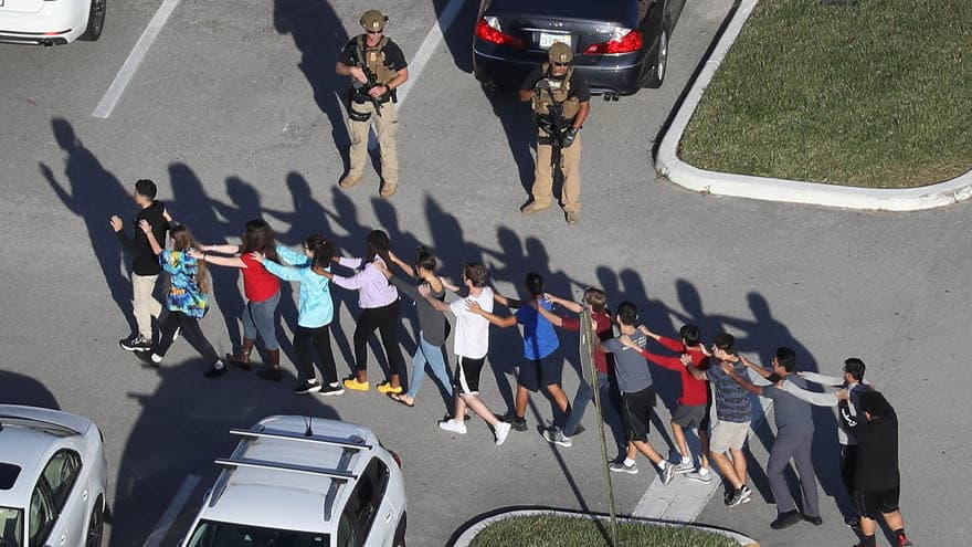 Partner Content - PARKLAND UPDATE: Public Safety Commission Recommends Arming Teachers to Stop Shootings