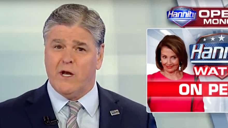 Partner Content - HANNITY: Pelosi's 'Intercontinental Trip' Shows She's Not Serious About Gov Shutdown