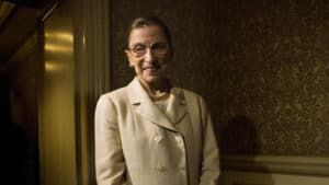 UPDATE: Justice Ginsburg to Miss Arguments Next Week, Recovery 'On Track'