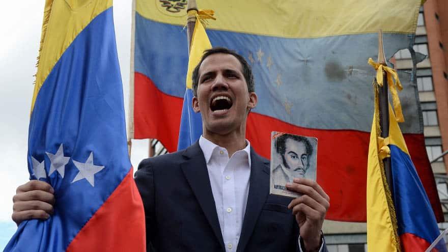 Partner Content - BREAKING NOW: President Trump Recognizes Opposition Leader as 'Interim President' of Venezuela