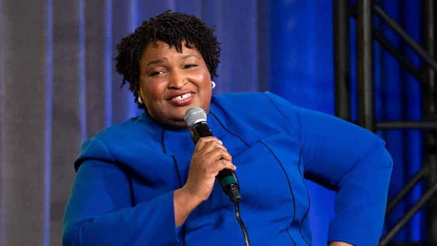 Partner Content - SHE'S BACK: Stacey Abrams 'DEEPLY SUSPICIOUS' of Mueller Report, Suggests She Won Georgia Race
