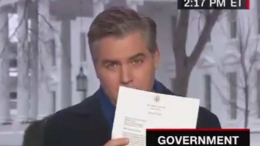 Partner Content - MEDIA MELTDOWN: CNN's Acosta Slams Trump's 'Childish' Move to Cancel Pelosi's Trip