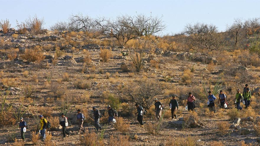 Partner Content - REPORT: Remains of 127 Migrants Found in Arizona Alone Throughout 2018