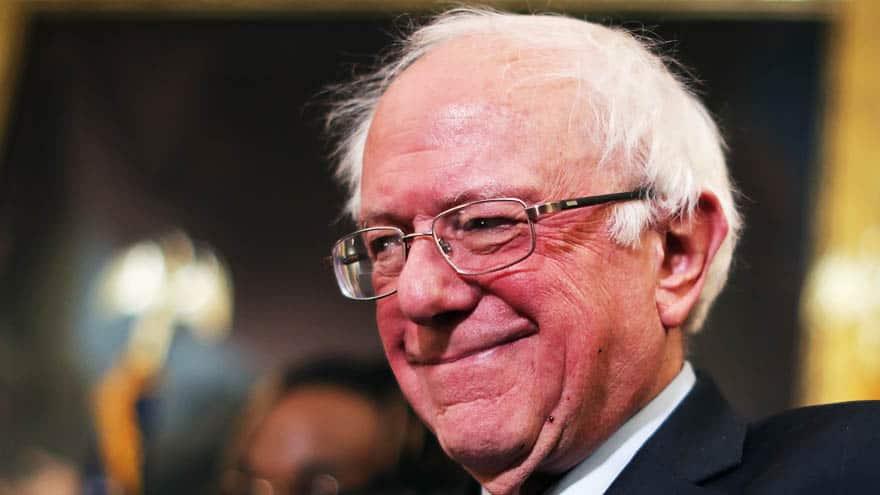 Partner Content - BERNIE'S BIG BUCKS: 'Socialist' Sanders Raises $6 MILLION on FIRST DAY of 2020 Campaign