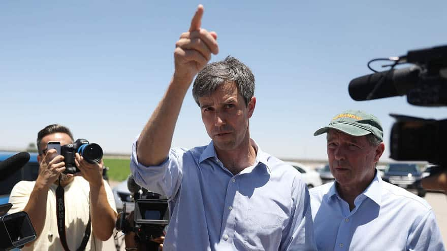 Partner Content - BETO'S ADMISSION: O'Rourke Says 'I don't Know' How to Fix Visa Overstays