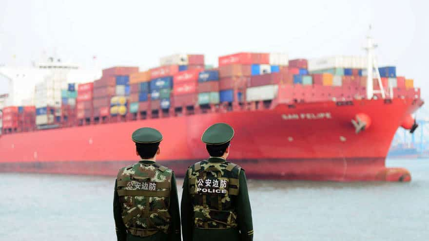 Partner Content - REPORT: China's Economy Slows to Lowest Level in Nearly 30 YEARS
