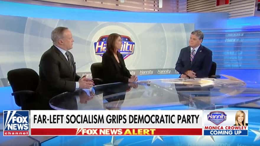 Partner Content - HANNITY: Far-Left Socialism Has Taken Control of the Democratic Party