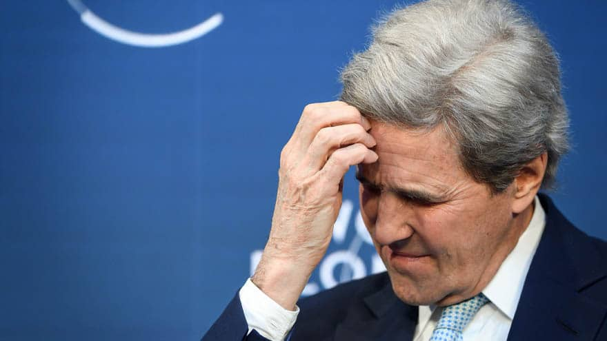DEEP STATE DEPT: John Kerry Says US May Not 'Survive' if Trump Re-Elected