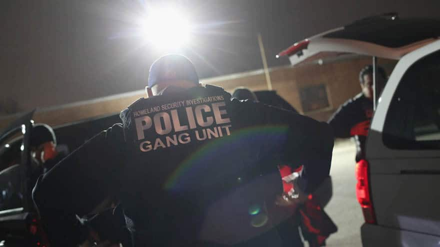 Partner Content - GANGLAND: Police Union Warns REMOVING ICE AGENTS from Long Island a 'Deadly' Mistake
