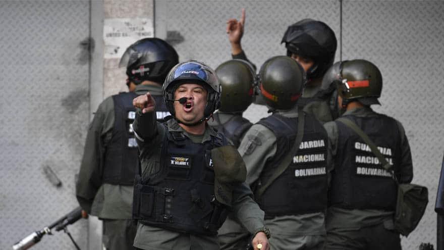 Partner Content - 'MUTINY': Venezuela 'Puts Down' Uprising from Rogue National Guard Faction