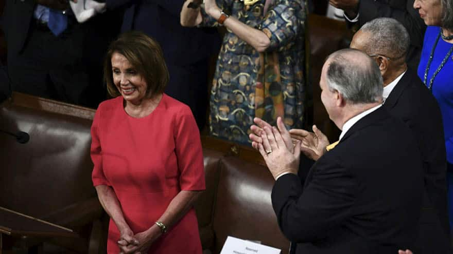Partner Content - UNION CONFUSION: Nancy Pelosi Moves to BLOCK Trump's Address Until Shutdown Ends