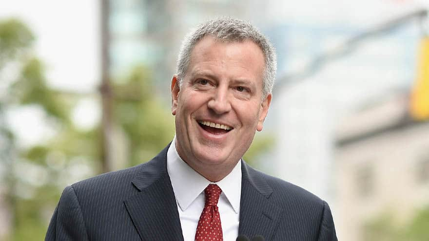 Partner Content - HELL FREEZES OVER: NY Times Editorial Board TRASHES De Blasio, Democrats for Amazon Disaster