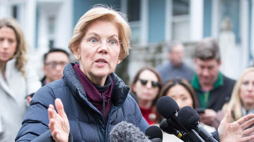 Partner Content - WARREN: Americans Not 'Falling for' Trump's 'Fake National Emergency'