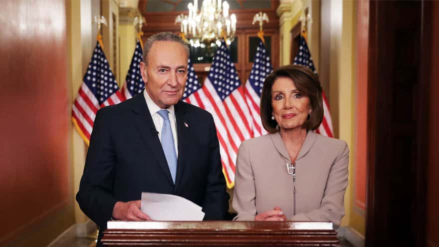 Partner Content - COLLUSION DELUSION: Pelosi, Schumer SLAM the Attorney General's 'Partisan' Mueller Report