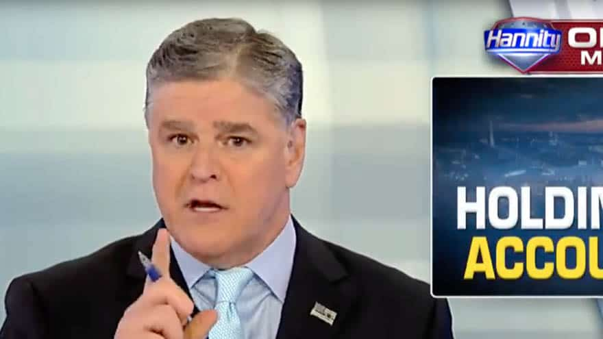 Partner Content - HANNITY: The Deep State's Stunning Abuse of Power Now on FULL DISPLAY