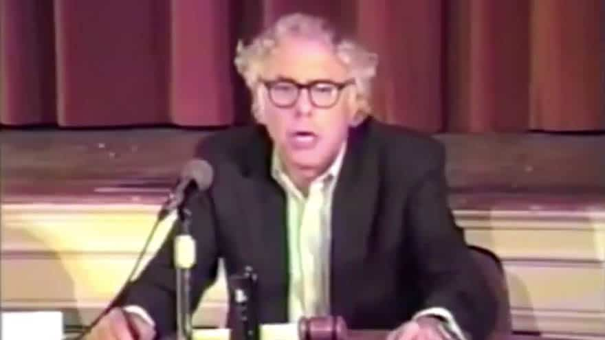 Partner Content - FLASHBACK: Bernie Sanders Called Millionaire Senators 'Immoral' in Unearthed 1971 Article