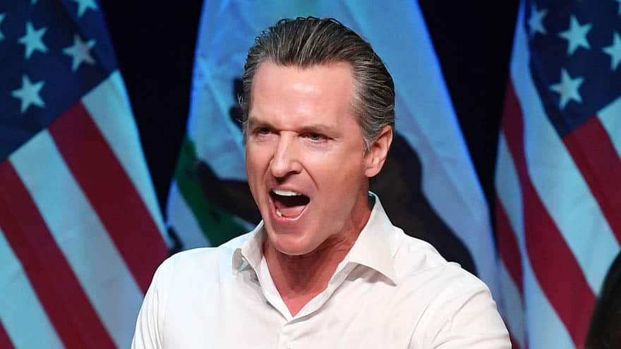 Partner Content - NEWSOM'S NIGHTMARE: White House to 'TAKE BACK' $2.5 BILLION from California After Failed Rail Project
