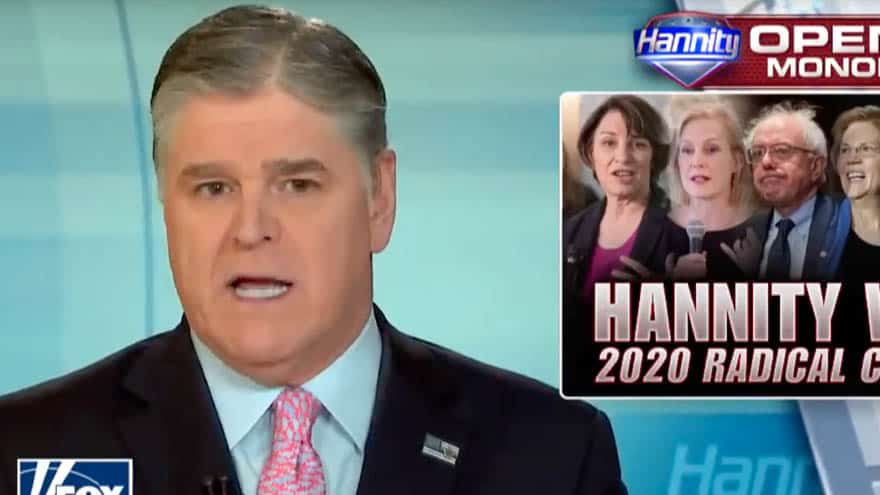 Partner Content - HANNITY WATCH: 2020 Democratic Candidates Get More 'Radical' By the Day