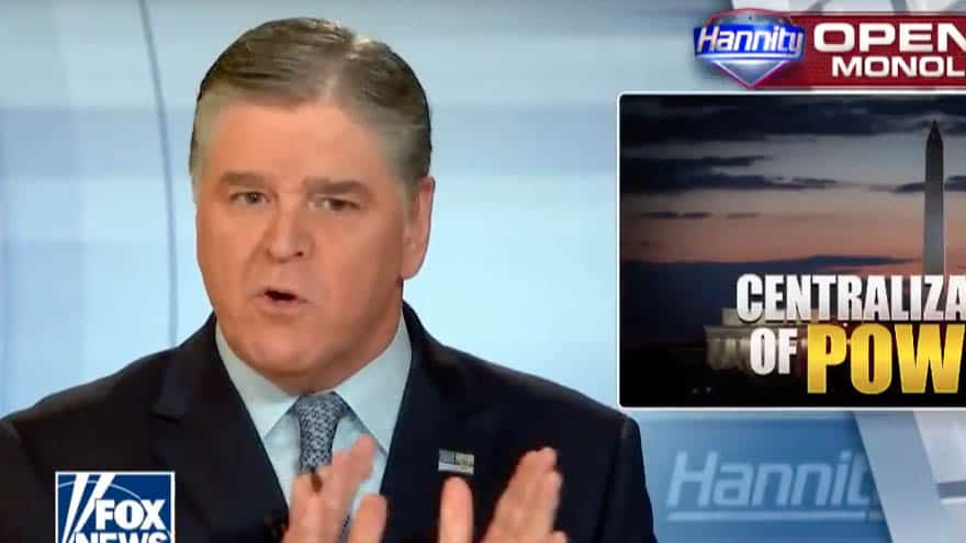 Partner Content - HANNITY WATCH: Radical Dems Want to 'Control the Lives' of the American People