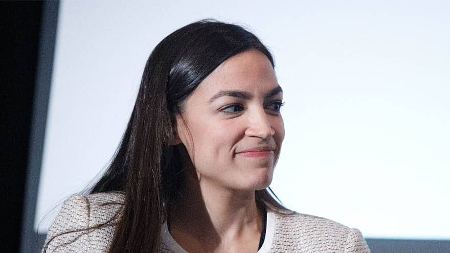 Partner Content - AOC ERUPTS: Ocasio-Cortez SLAMS Mitch McConnell, Says He 'Doesn't Want to Save the Planet'