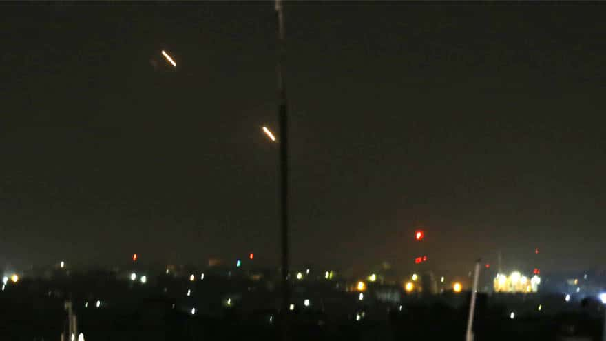 Partner Content - BREAKING: Gaza Militants Launch MULTIPLE ROCKETS into Israel Following Air Strikes on Hamas