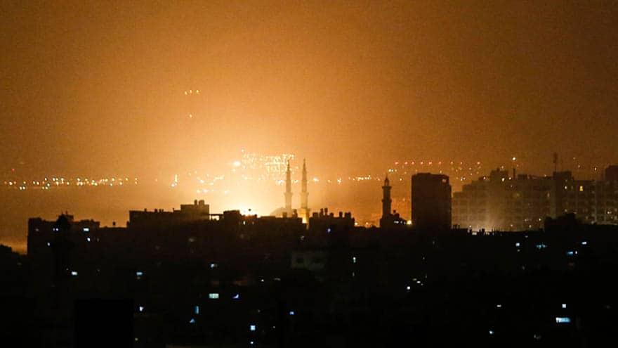 ISRAEL STIKES BACK: Jerusalem Destroys '100 Hamas Targets' in Gaza After Rocket Attack   Sean Hannity